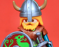Playmobil Viking