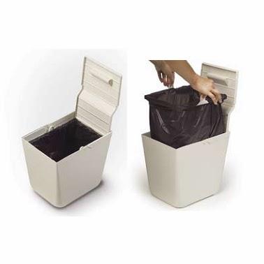 cubo bolsa basura cajon cocina