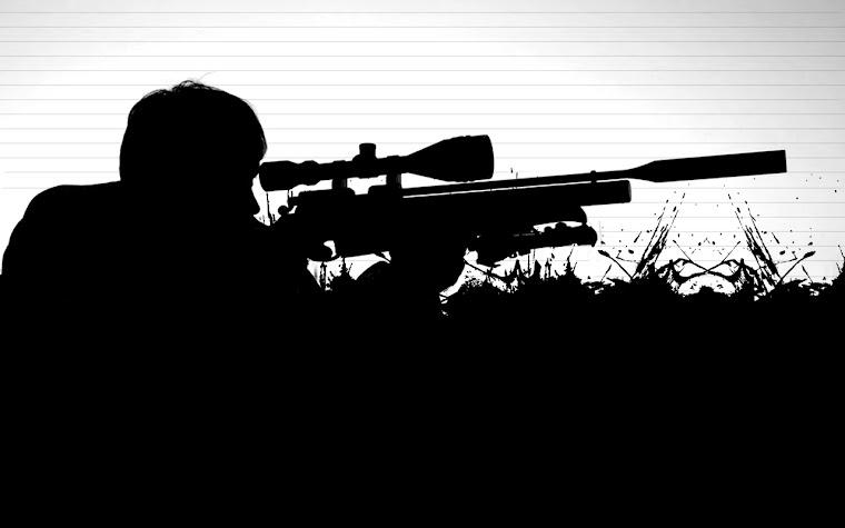 Go back gt gallery for gt sniper silhouette wallpaper