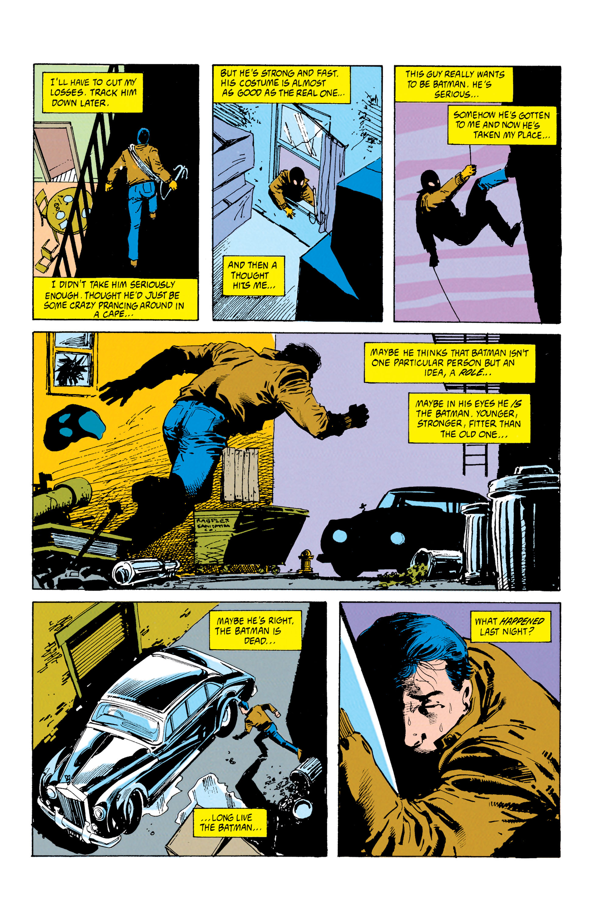 Detective Comics (1937) Issue #633 Page 17