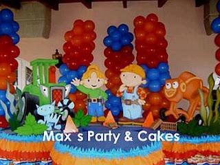 Decoracion de fiestas - Fiestas Infantiles en Mexico