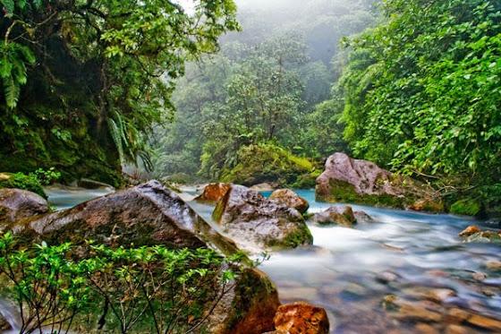 Κόστα Ρίκα: Η πιο πράσινη και ευτυχισμένη χώρα του κόσμου [Εικόνες]