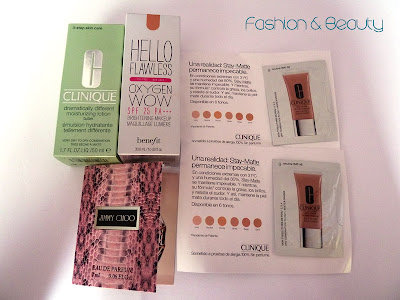 hello flawless benefit sephora clinique dramatically different lotion