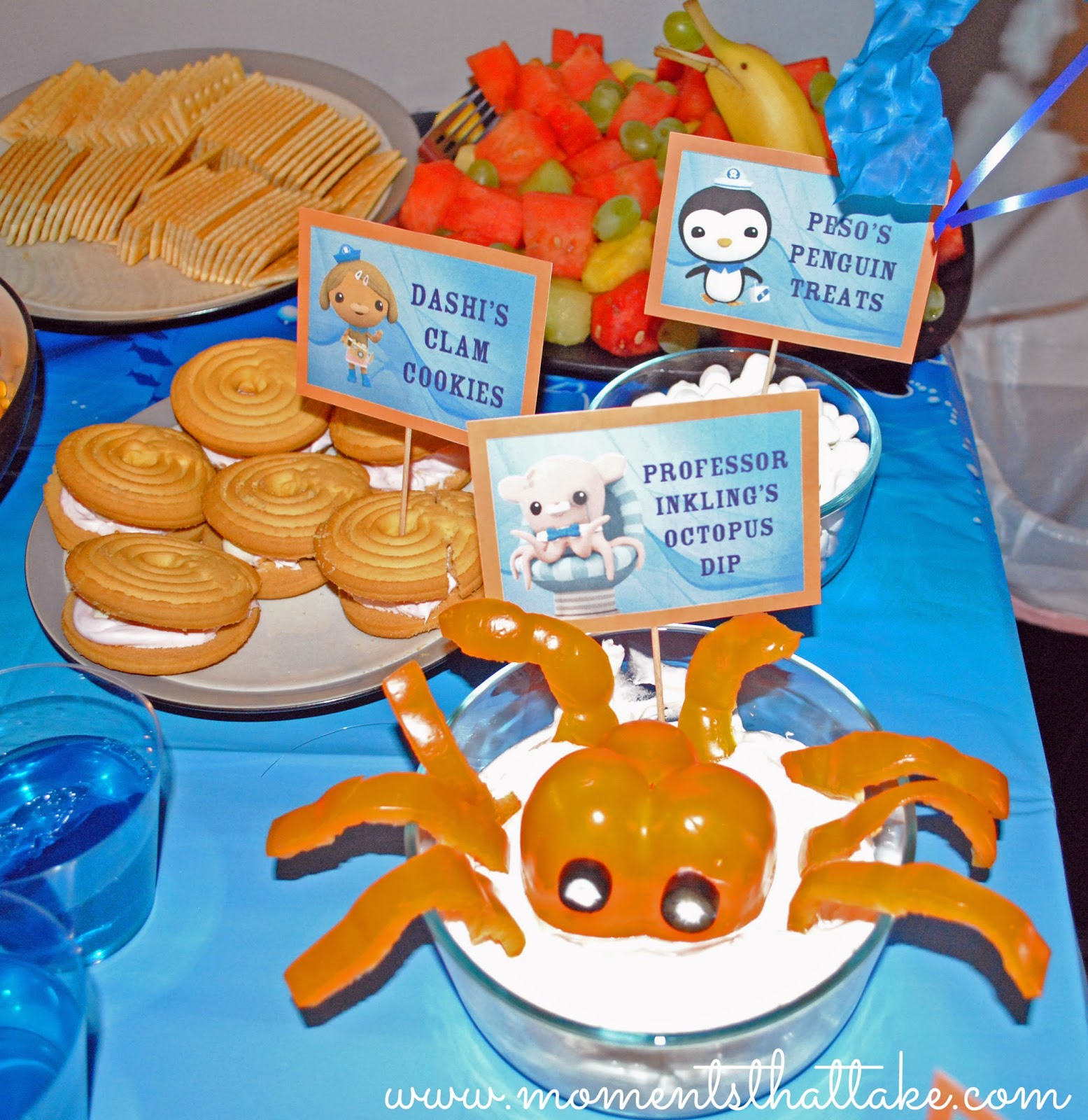Year Old Birthday Party Food Ideas