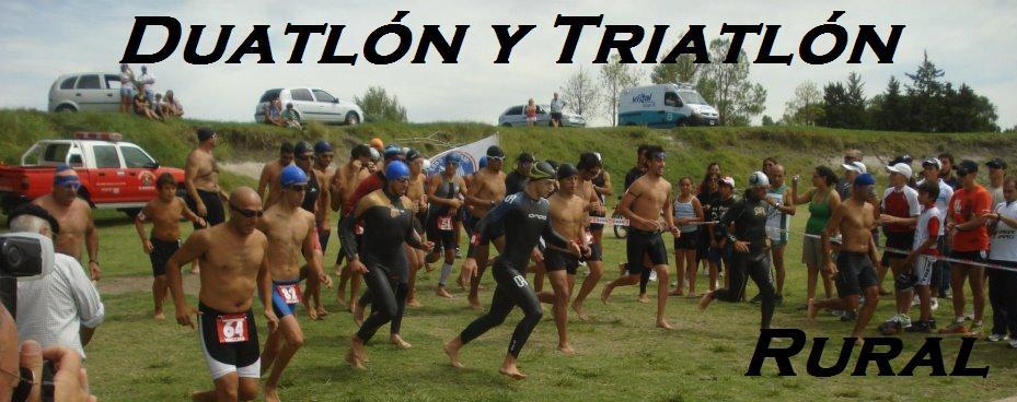 Duatlón-Triatlón Rural