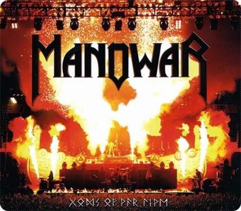 Manowar Gods Of War Live Descargar Gratis
