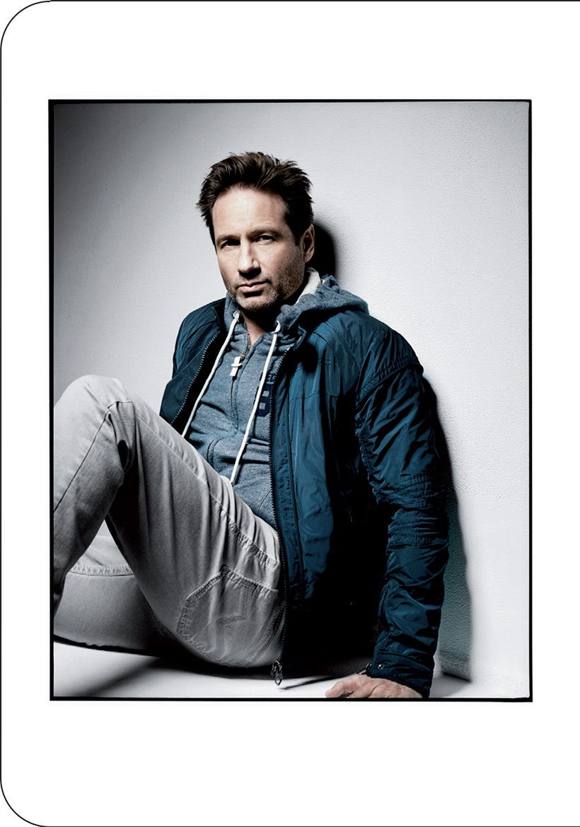 Duchovny Central : Loo...
