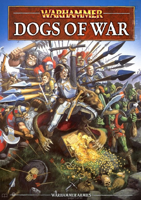 Warhammer Army Books for Free !