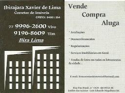 CORRETOR DE IMÓVEIS - IBIRAJARA XAVIER