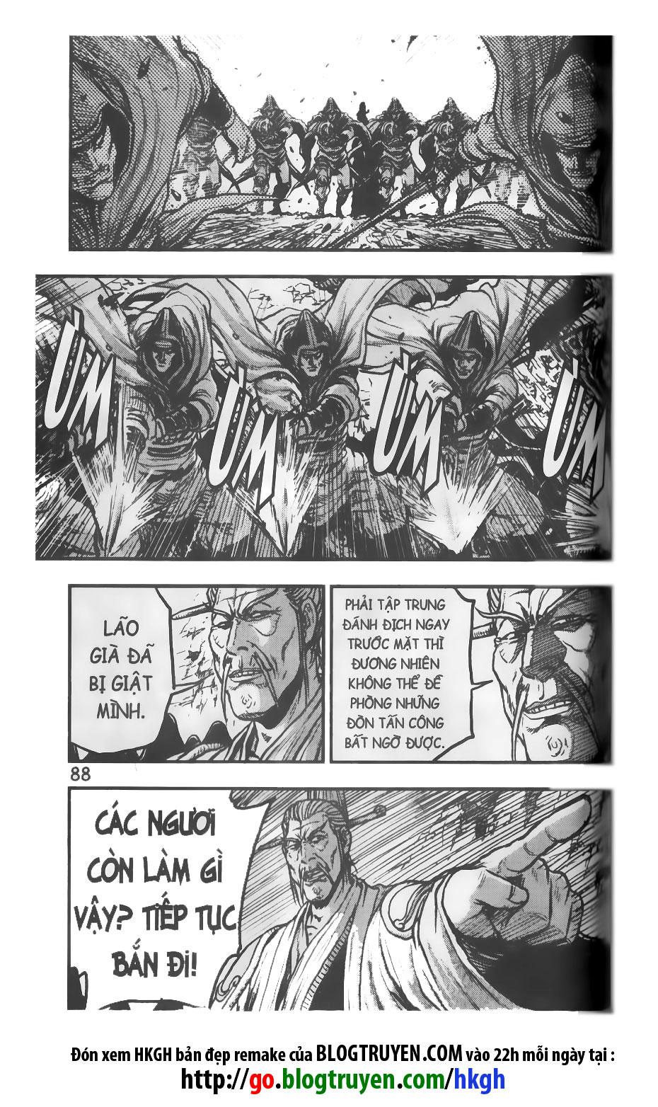 Hiệp Khách Giang Hồ trang 4