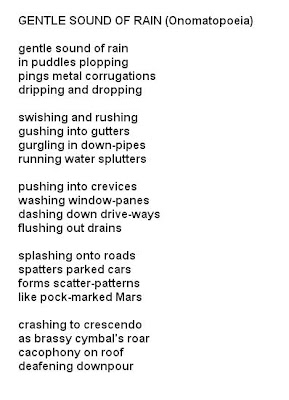Poems For Students Related Keywords Suggestions Onomatopoeia Poems