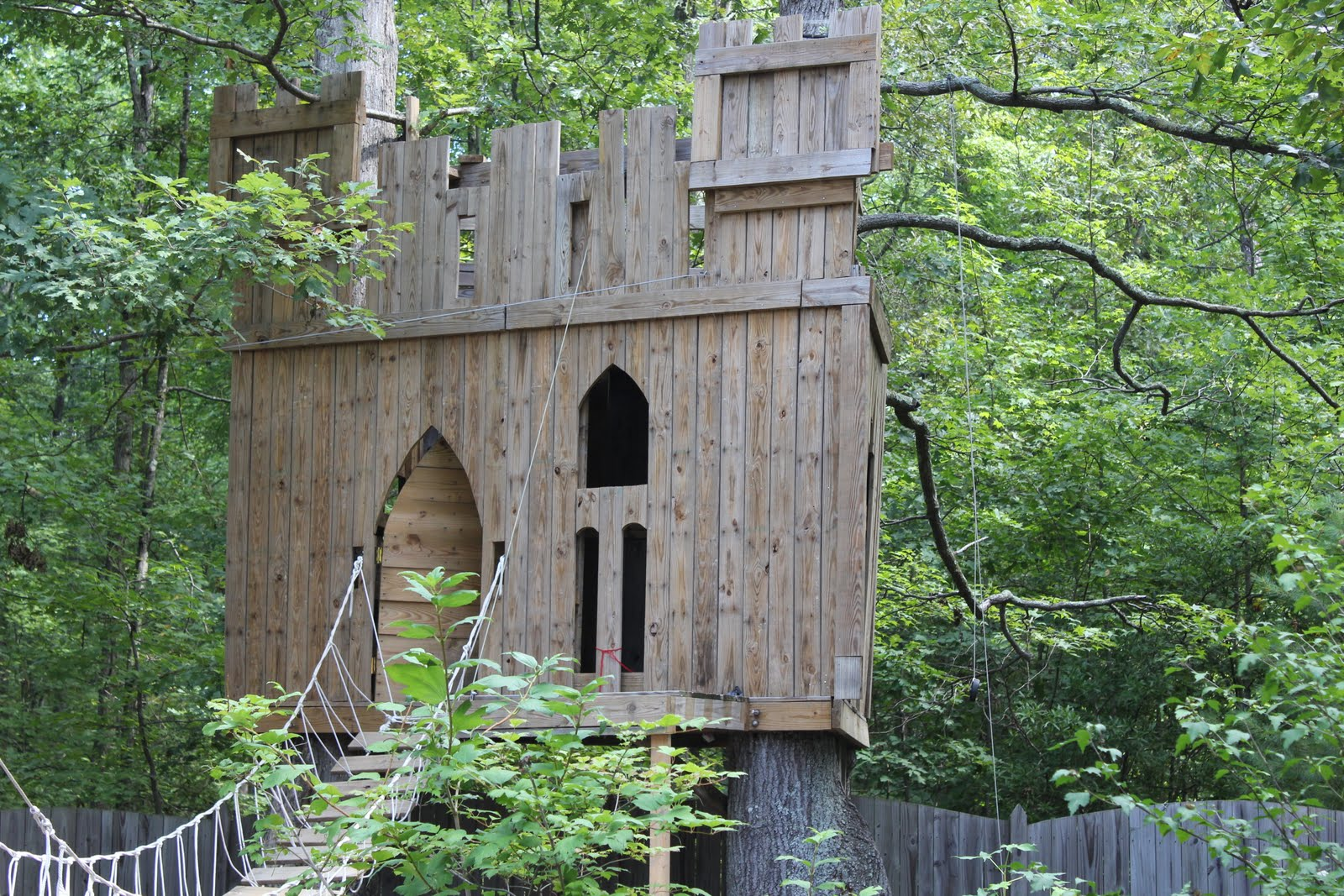 Really cool tree houses tutorial fairy house tree pt 2 for Really cool houses