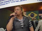 AMANDA  FERRARI  LOUVANDO NO  CONGRESSO  DAS  IRMÃS