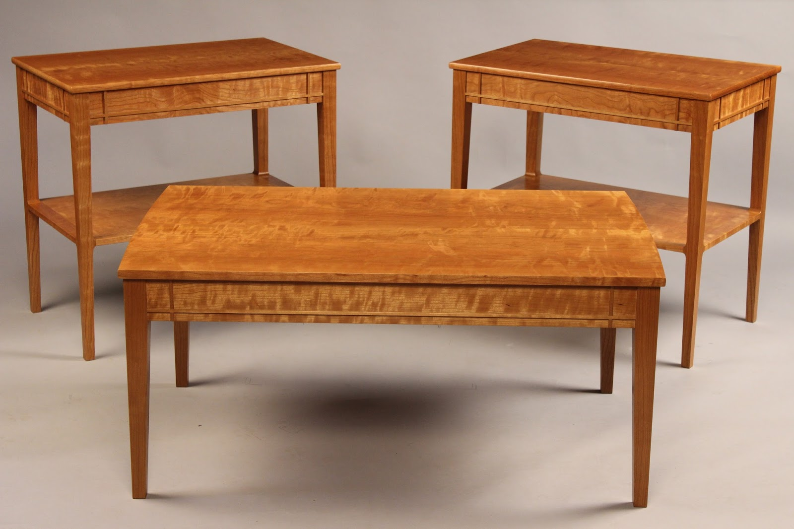 Doucette And Wolfe Fine Furniture Makers Coffee Table