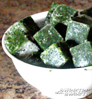Cooking Kale for Kids by Tricia @ SweeterThanSweets