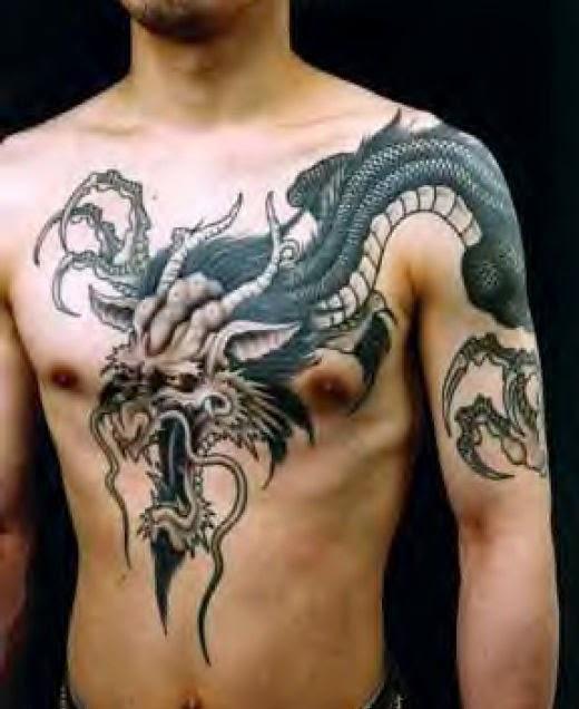 design gambar tato tattoo terpopuler saat ini gambar