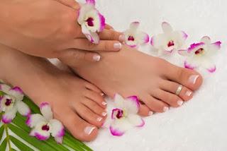Astuce pour avoir des pieds doux et beaux comme ceux d'un bébé
