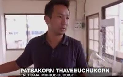 Perusahaan ENER Gaia - Produsen Spirulina asal Thailand