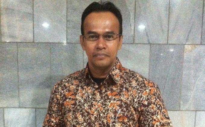 Fajar Sidik, adik dari Ustadz Jefri Al-Buchori yang sukses melenggang sebagai anggota DPRD DKI JAKARTA Periode 2014-2019.