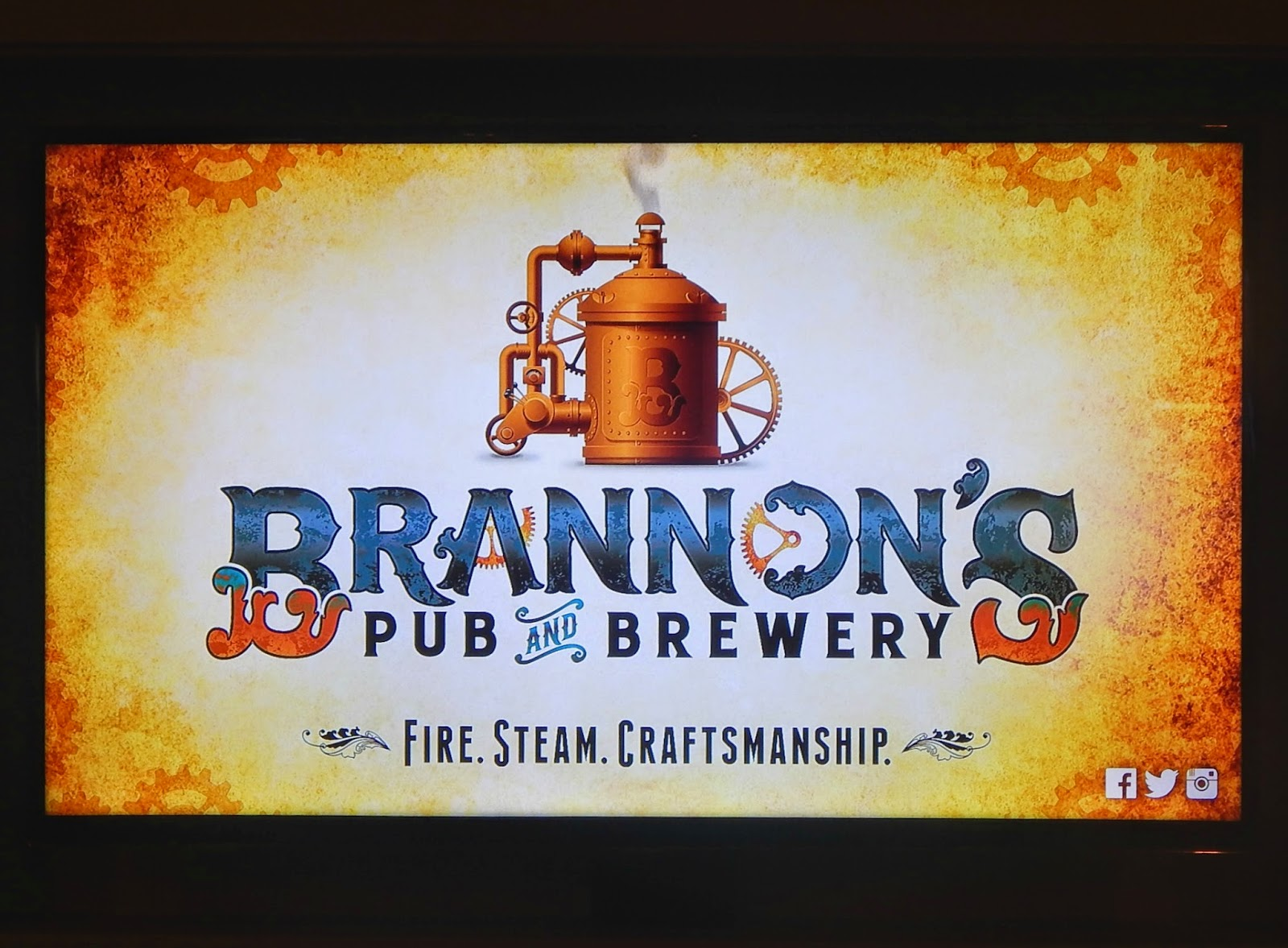 Brannon's Brewery Beaverton Oregon Dinner Party