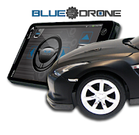 Bluedrone, RC Cars Can be Controlled Toys Android Phone Wireless
