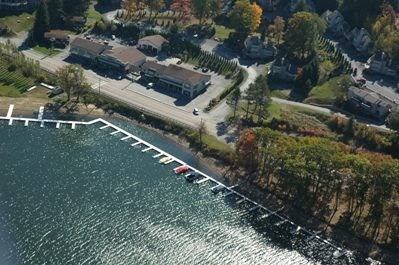 deep creek lake real estate blog seasonal dock rentals at traders landing on deep creek lake