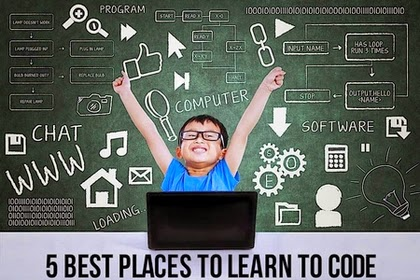 5 Best Places to Learn to Code