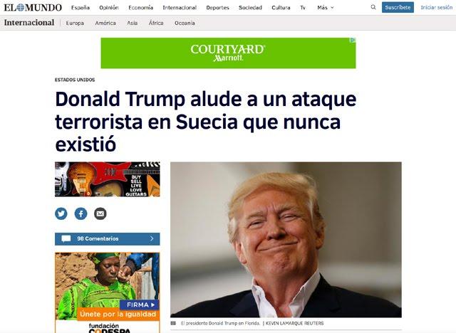 Donald Trampantojo y las profecías autocumplidas