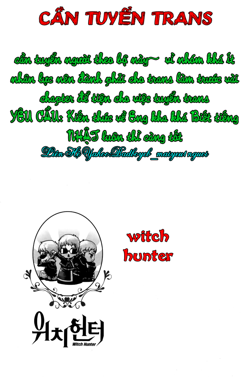 Witch Hunter – Thợ Săn Phù Thủy chap 68 page 23 - IZTruyenTranh.com