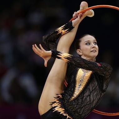 leotard Nude gymnastics