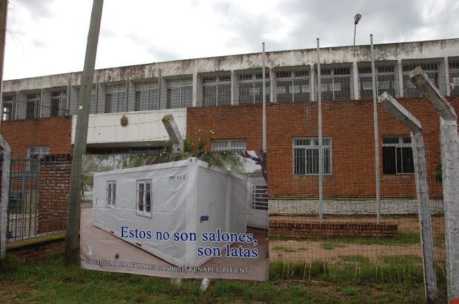 LICEO DE PLAYA PASCUAL OCUPADO