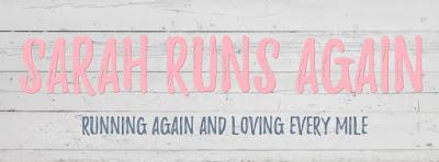 Sarah Runs Again