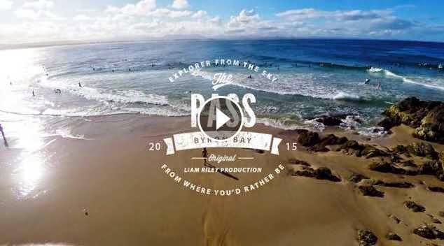 Drone The Pass ~ Byron Bay