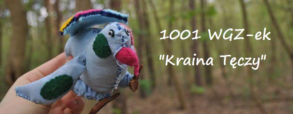 """1001 WGZ-ek """"Kraina Tęczy"""""""