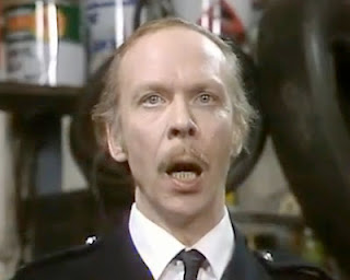 Brian Murphy. Appearing as George Roper in 'George & MIldred'