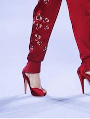 Ulyana-Sergeenko-hautecouture-elblogdepatricia-shoes-zapatos-calzado-calzature