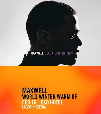 Maxwell Nigeria
