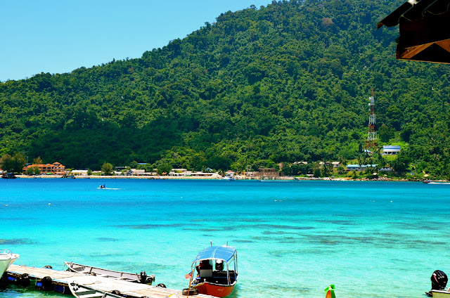 The g traveller malesia isole perhentian for Cucinare meduse