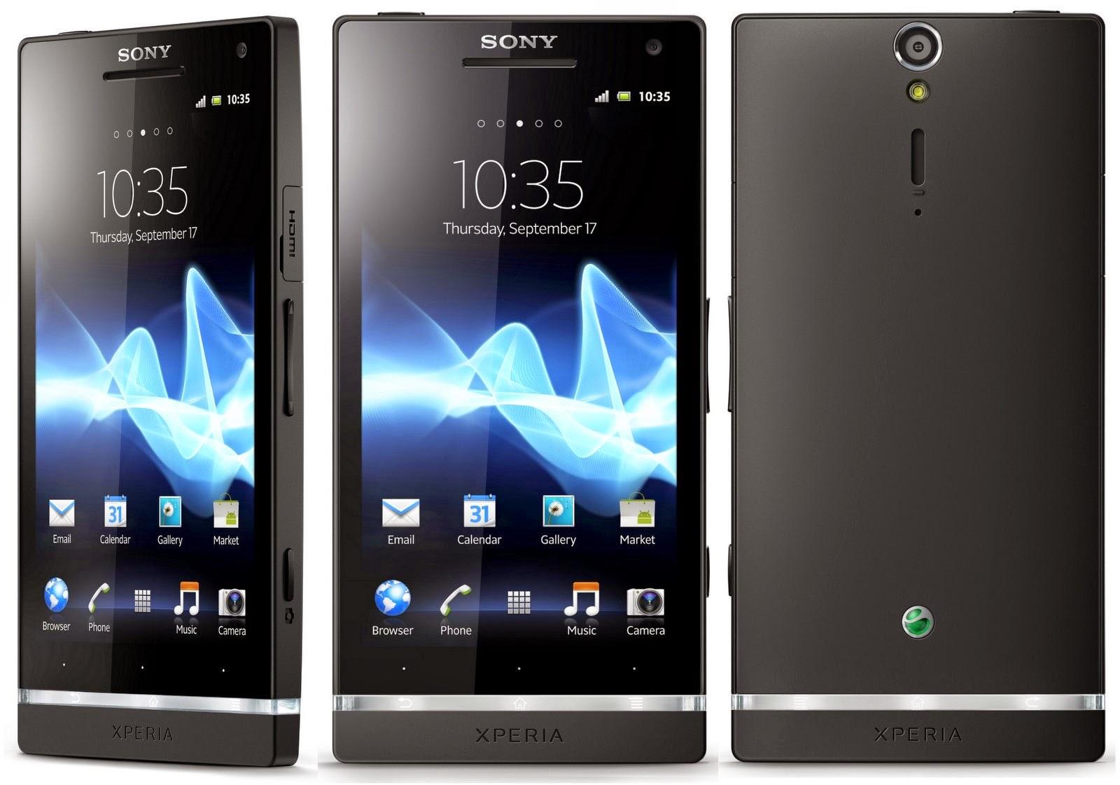 Daftar Harga HP Sony Xperia Tebaru 2014