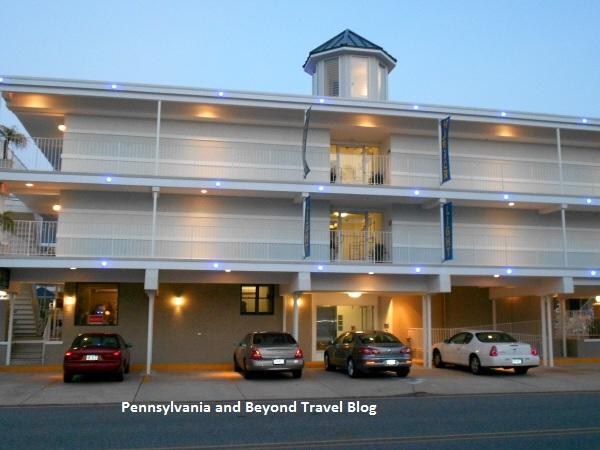 Pennsylvania Beyond Travel Blog Harbor Light Motor Inn