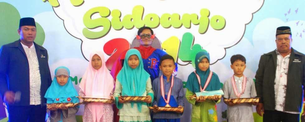 Kompetisi Anak Sholih Sidoarjo