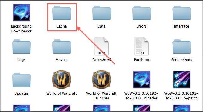 Molten Wow Cata Client Download