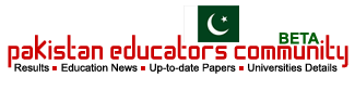 PEC 5th 8th Class Result 2014 Punjab Examination Commission Board