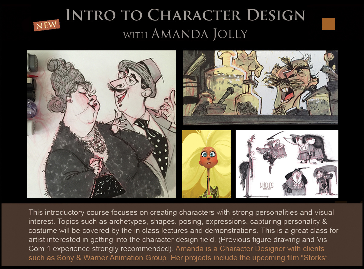 Character Design Job Opportunities : Concept design academy quot cda uninstructed figure drawing