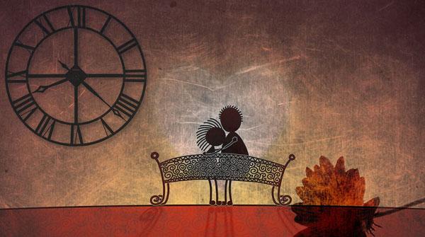 Sedikit Waktu-Sajak4baris
