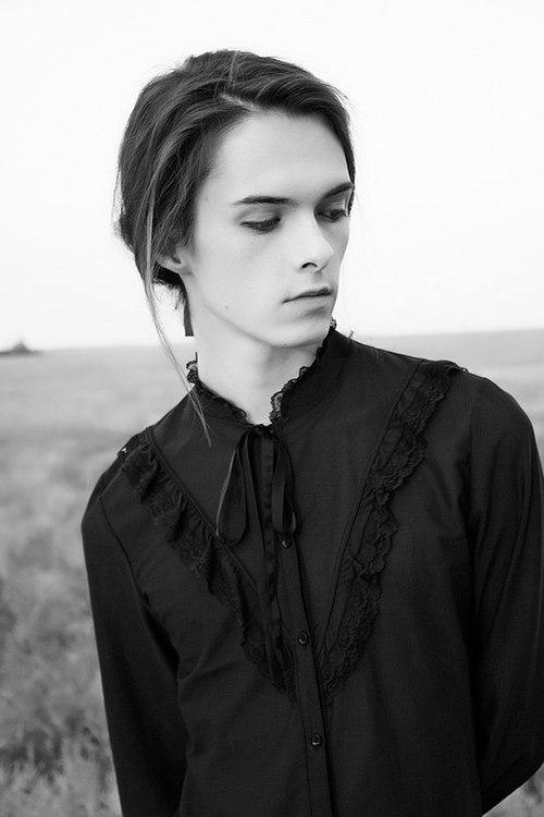 Beautiful Model Vadim Shatilov - Story Of Crossdressing Vadim Shatilov