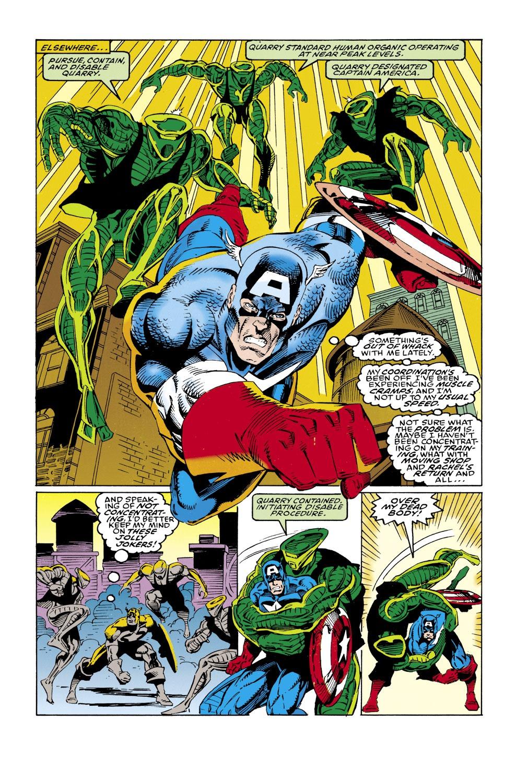 Captain America (1968) Issue #425 #375 - English 5