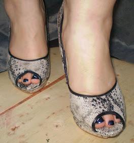 Zapatos Serpiente