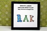 RAK - Continuous Giveaway