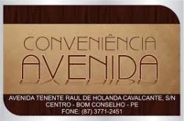 Loja de Conveniência Avenida.